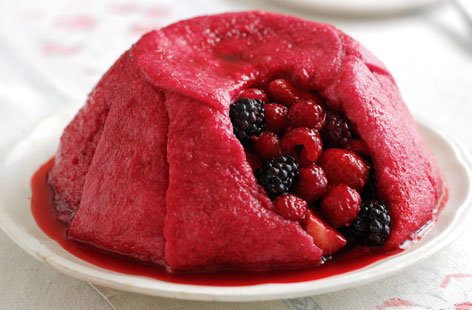 Valentine Warner's Summer Pudding HERO