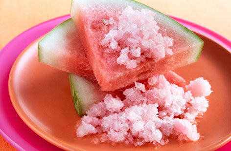 Watermelon granita HERO
