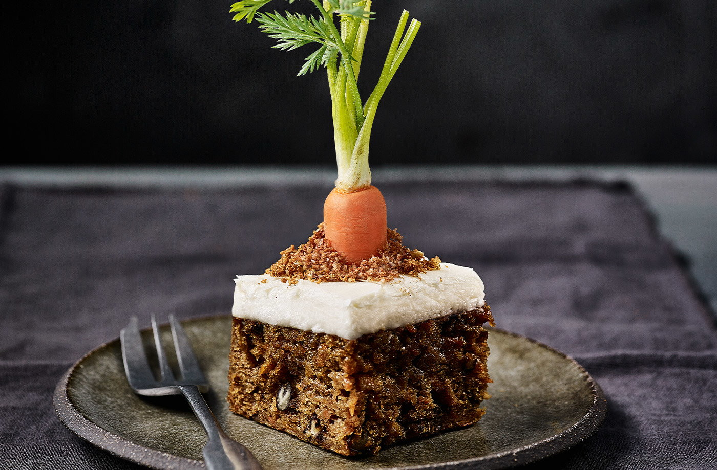 Wicked carrot cake recipe