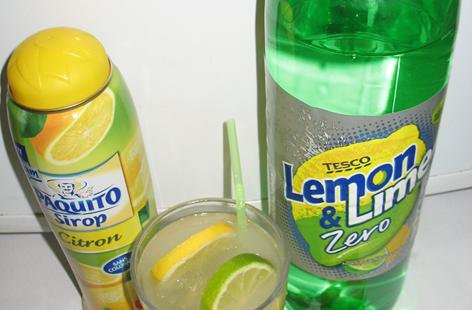 Lemon and Lime Sublime
