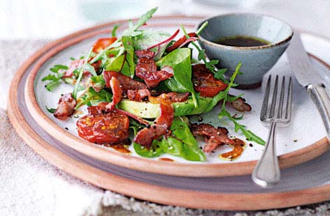 bacon salad HERO