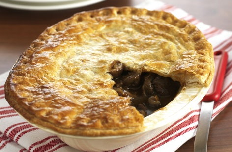 beef ale pie(h)