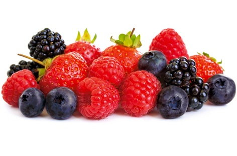 berries varieties hero