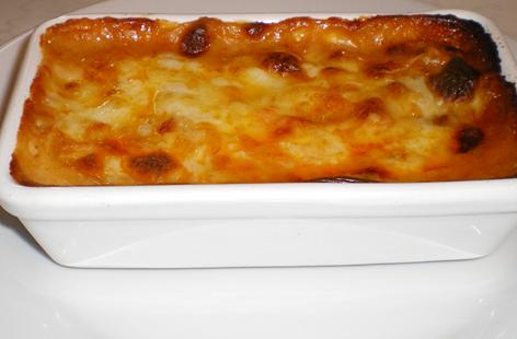 Spicy Chilli Beef  Lasagne