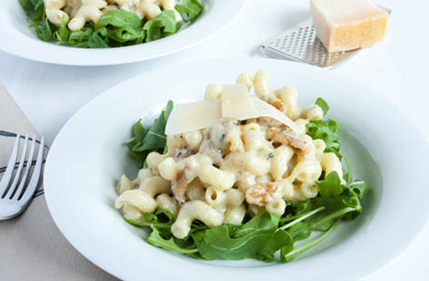 blue cheese pasta 1