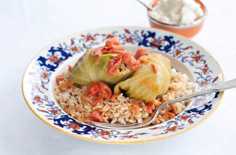 cabbage parcels golubci