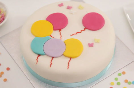 cake decoration (h)