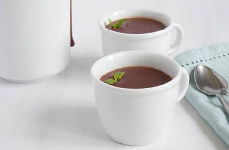 chocolate soup 1