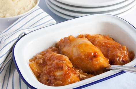 chutney chicken 1