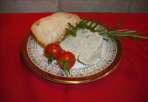 Smoked mackerel pâté