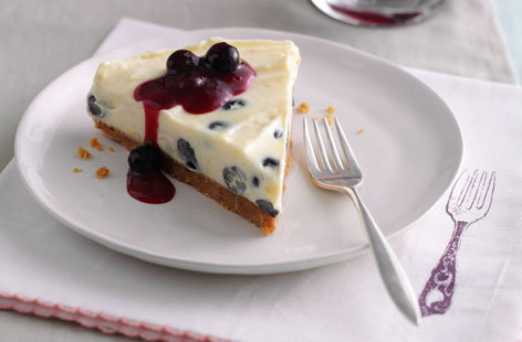 easy peasy lemon and blueberry tart THUMB
