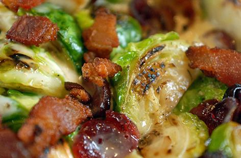 Sprouts and Lardons