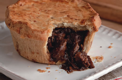 finest scottish steak pie