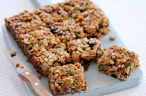 healthy fruit for pregnancy healthy fruit flapjack recipe