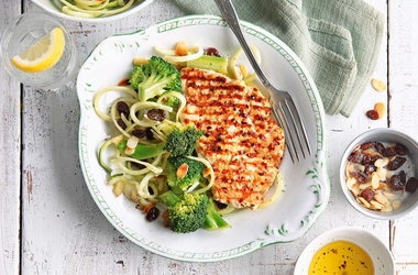 More healthy chicken recipes