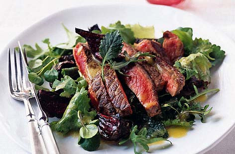 grilled sirloin steak with roasted beetroots and mustard thumb b2f959c7 9789 4a41 a1d8 b239eece2ace 0 146x128