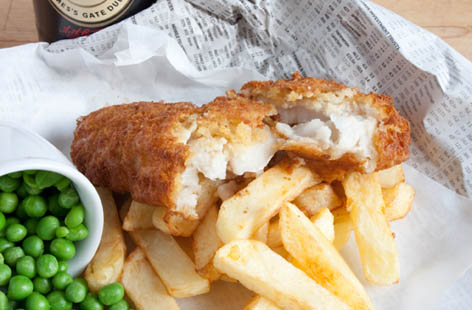 guiness fish and chips 1