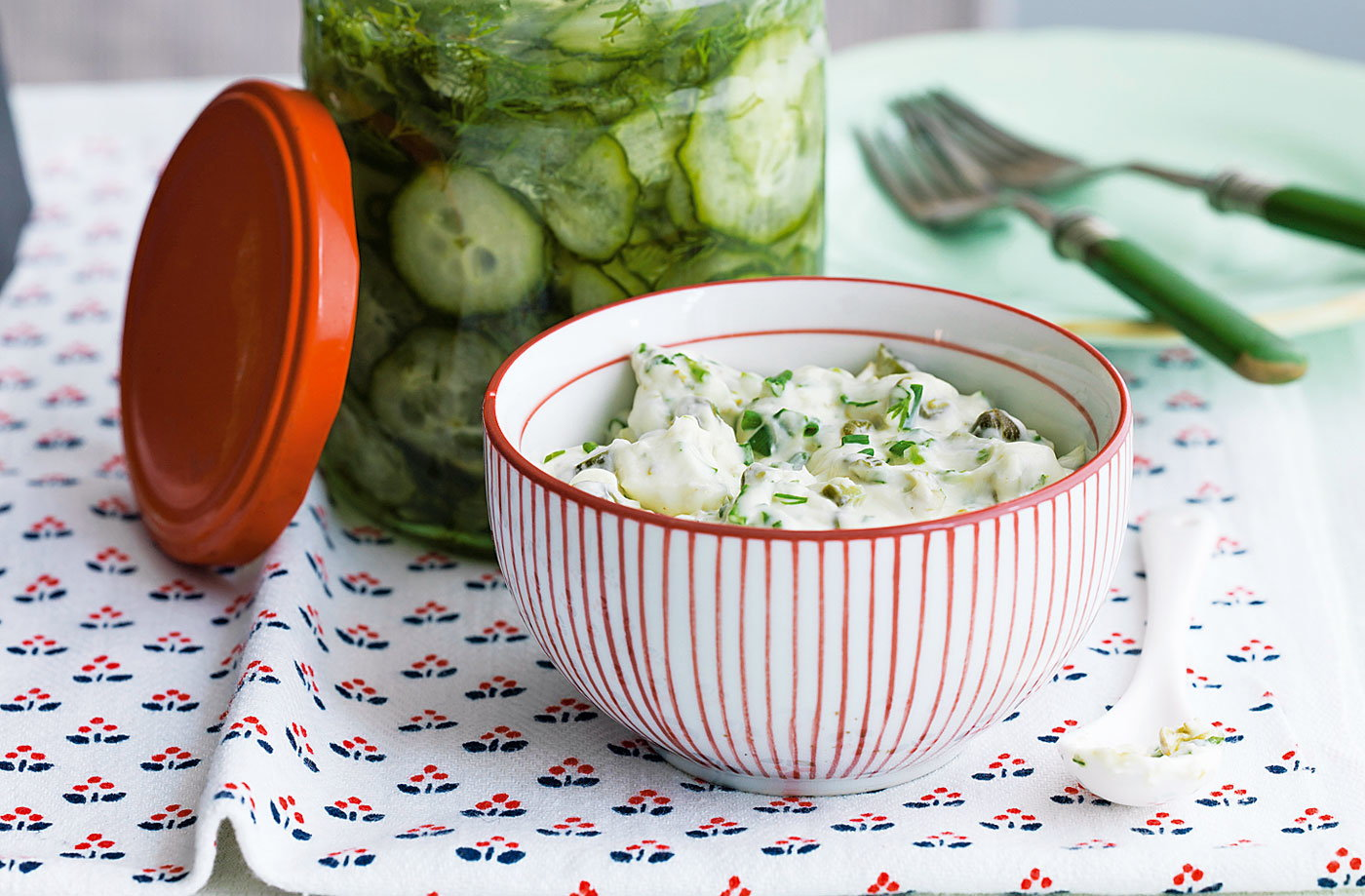 Herb remoulade