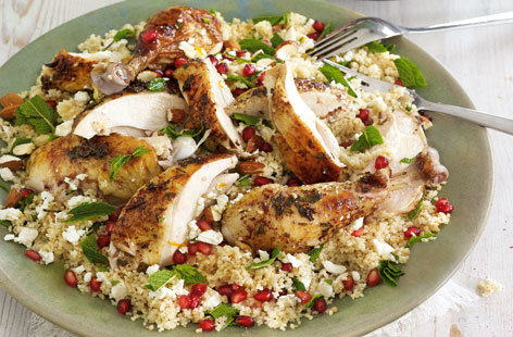 (t0middle eastern roast chicken Tesco Real Food