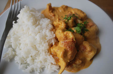 jos super chicken curry