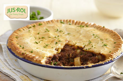 British meat and potato pie recipes