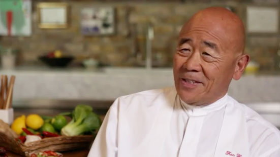 ken hom talks chinese food (h)