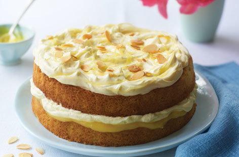 Lemon Drizzle Cake Delia Smith