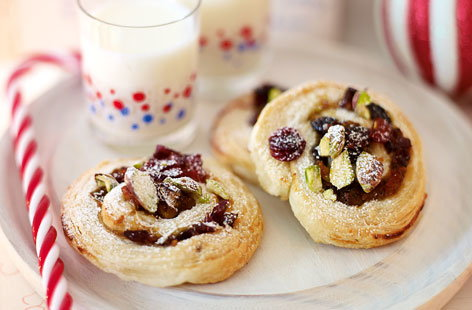 mincemeat cranberry swirls HERO