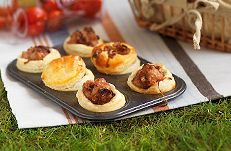 mini pork picnic pies THUMB