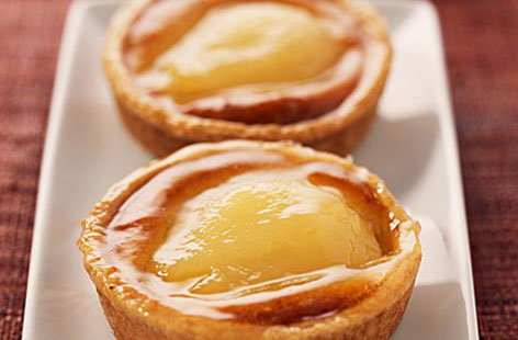 pear and almond tarts thumb