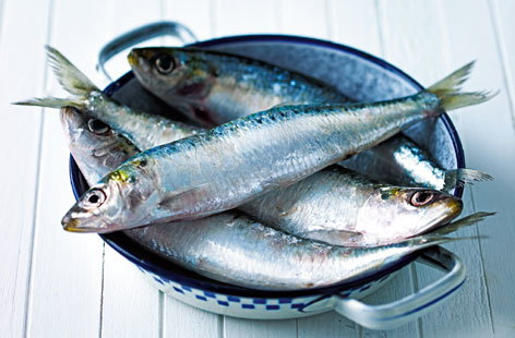 Buying fish types of fish tesco real food for Healthiest types of fish