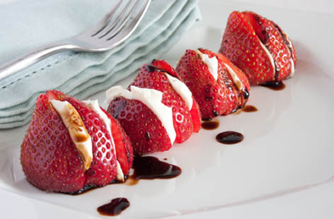 savoury strawberries 1