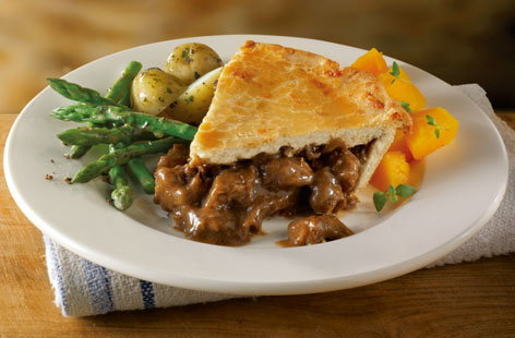 Tesco Finest Steak Pie | British Pie Awards | Tesco Real Food