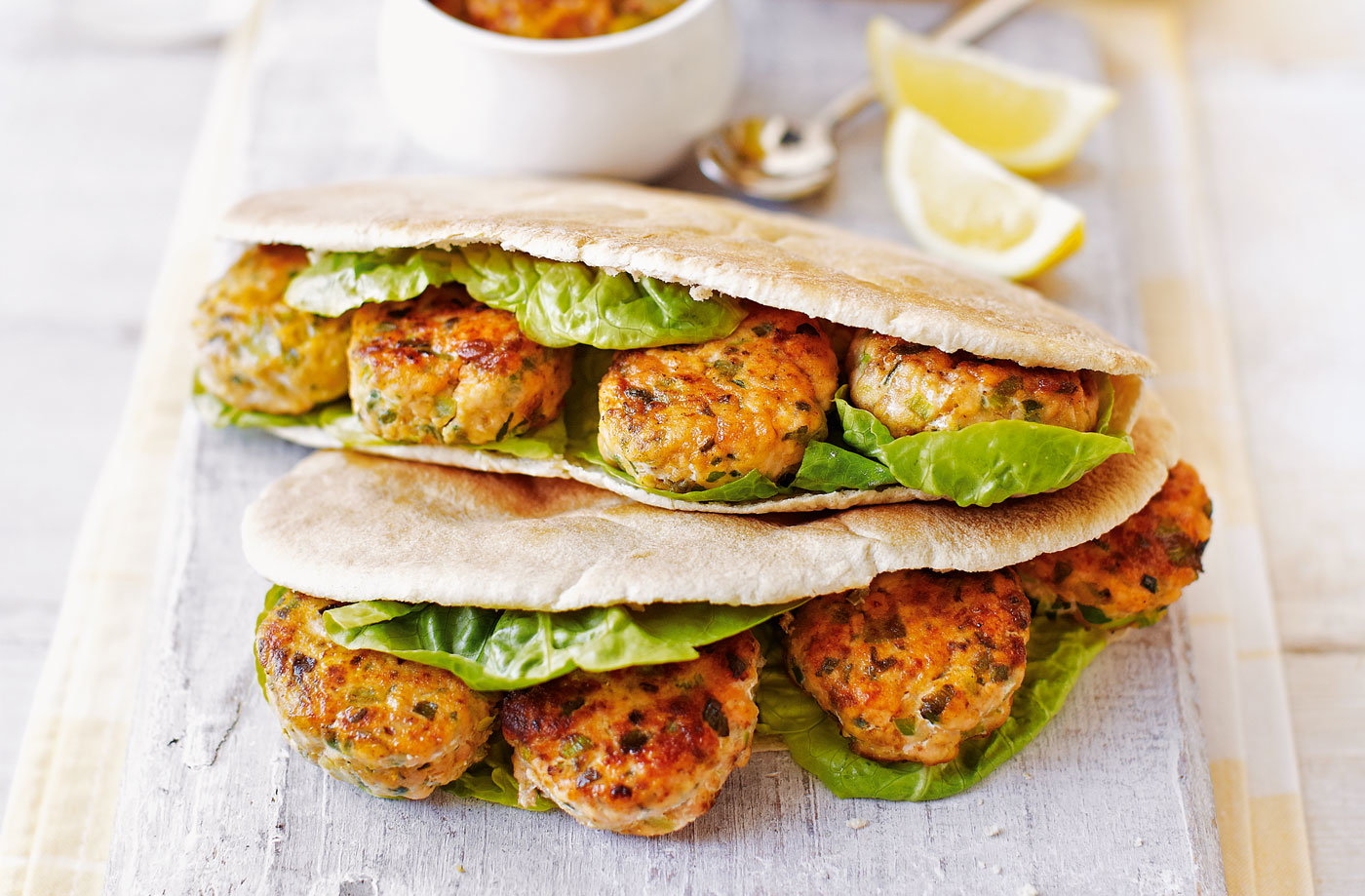 Tikka masala fishcakes recipe